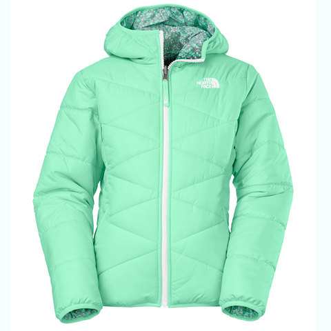 The North Face Reversible Perrito Jacket - Girls