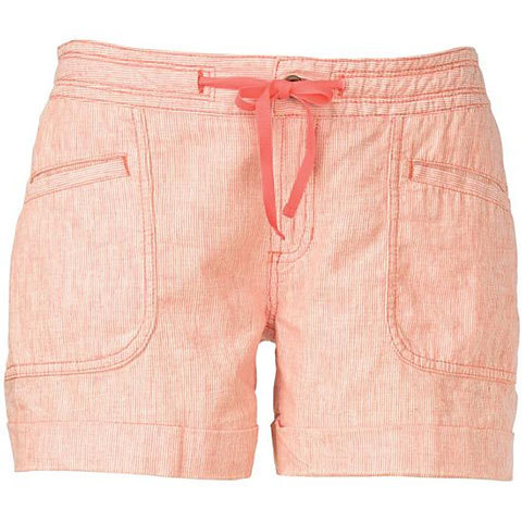 The North Face Larisen Linen Shorts - Womens - Outdoor Gear