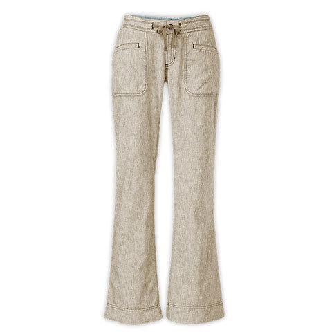 The North Face Larison Linen Pants - Womens - Outdoor Gear