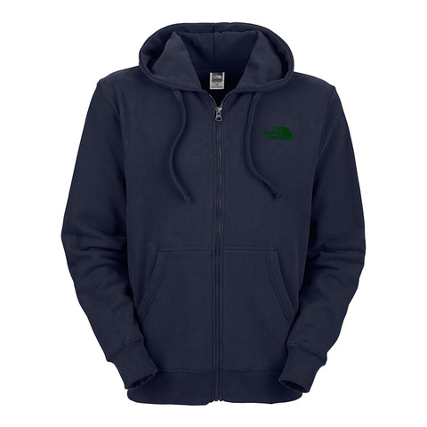 The North Face Logo Full Zip Hoodie - Outdoor Gear
