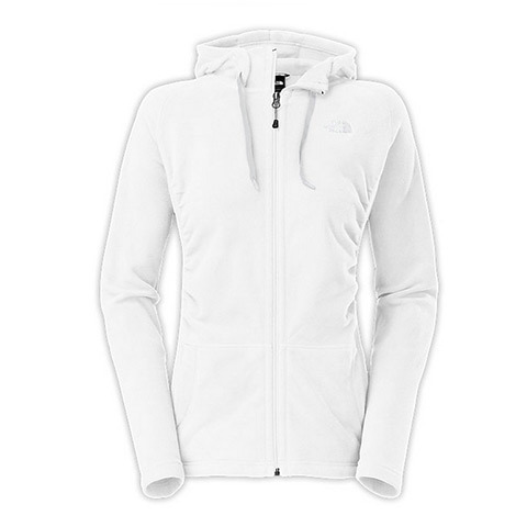 The North Face Mezzaluna Fleece Hoodie - Womens