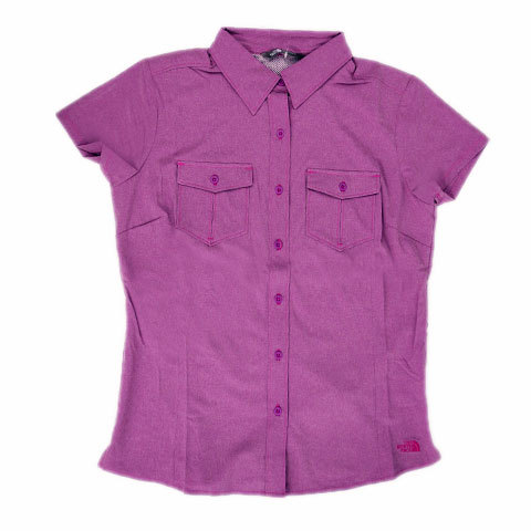 The North Face Taggart Woven Short Sleeve Shirt - Womens - Outdoor Gear