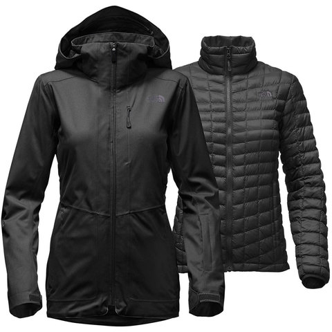 The North Face ThermoBall Snow Triclimate Parka - Women's