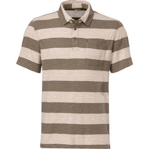 The North Face Wescott Polo S/S - Men - Outdoor Gear