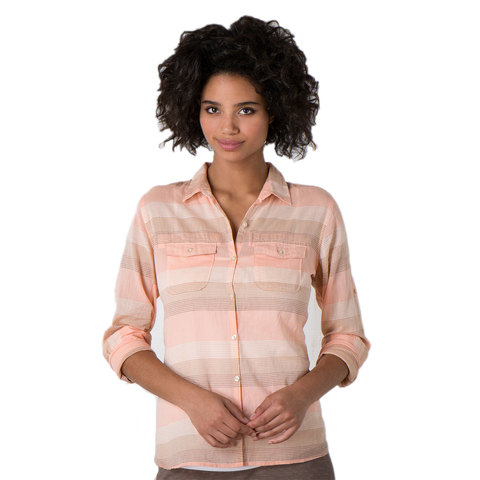 Toad & Co Airbrush LS Shirt - Women's