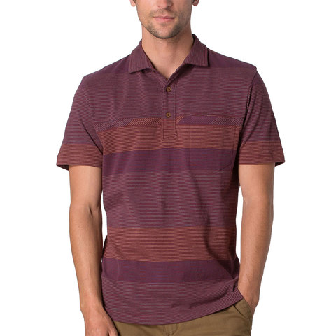 Toad & Co Jack SS Polo