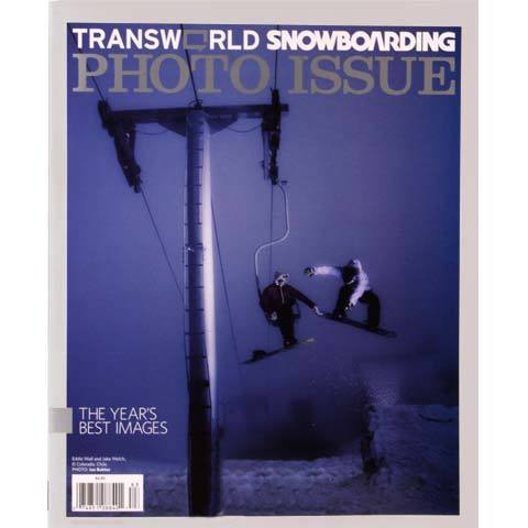 Transworld Snowboarding gear guide
