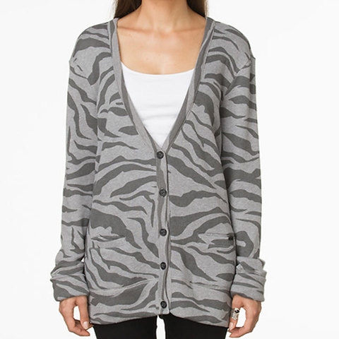 Vans Cheeter Fleece Cardigan - Women