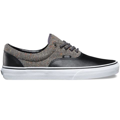 Vans Era Wool And Leather Shoes