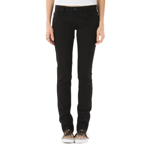 Vans Skinny Denim Pants - Women