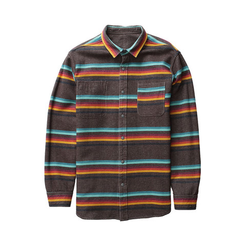 Vissla Pennington Reversible Flannel