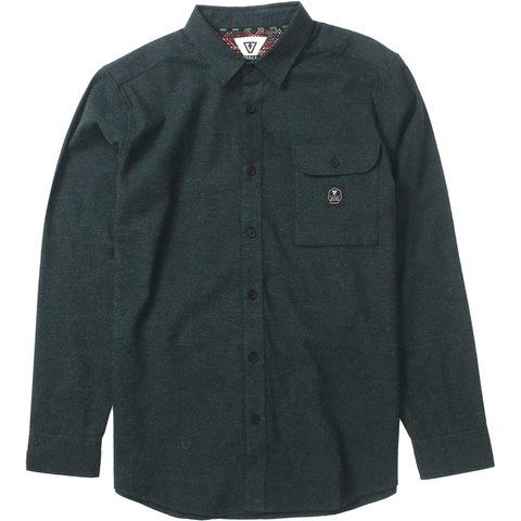 Vissla Sea Weed Flannel