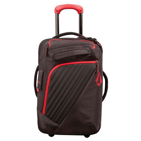 Volcom Attache Carry On Roller Luggage