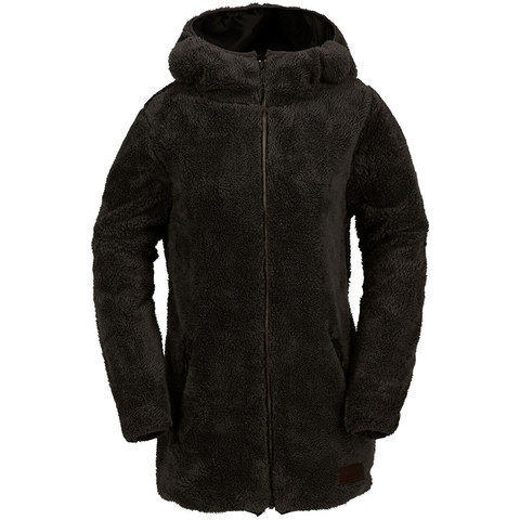 Volcom Butter Sherpa Jacket - Women's
