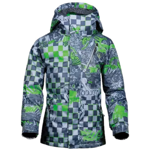 Volcom Conquer Insulated Jacket - Kids