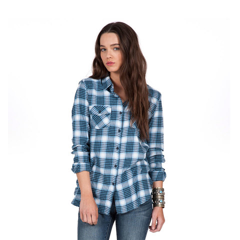 Volcom Desert High Long Sleeve Flannel - Women's