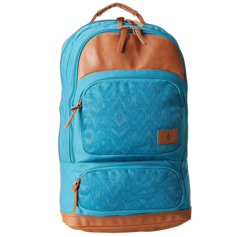 Volcom Deluxe Laptop Canvas Backpack