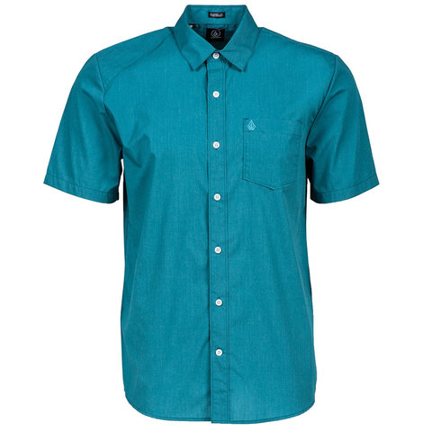 Volcom Everett Solid S/S Shirt - Men's