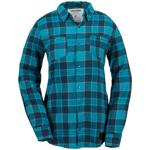Volcom Granite Flannel Shirt - Women's