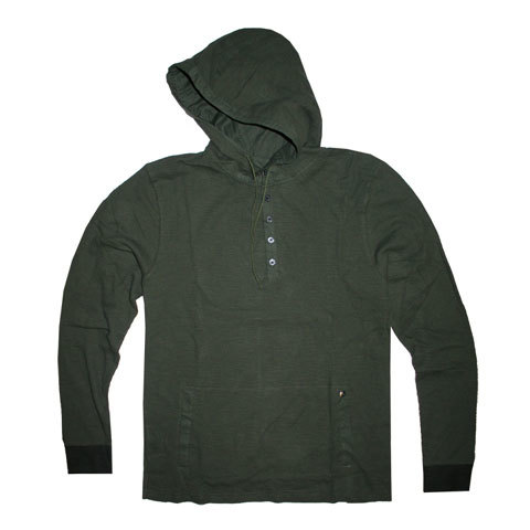 Volcom Keen Hooded Long Sleeve