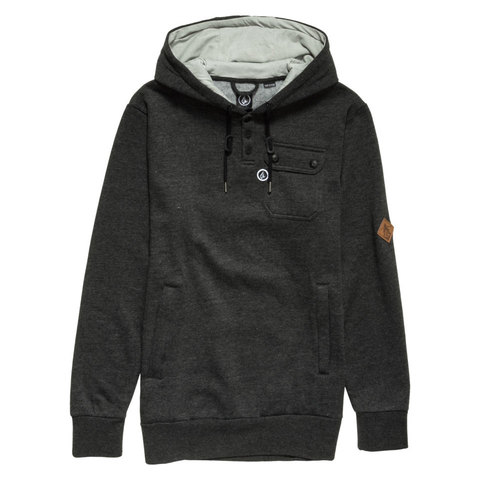 Volcom Mod Tech Fleece Pullover Hoody