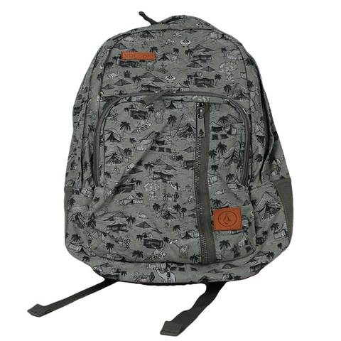 Volcom Prohibit Canvas Backapck