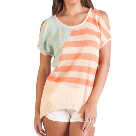 all wrapped into one sweet ol sweater. - Volcom - Womens Clothing