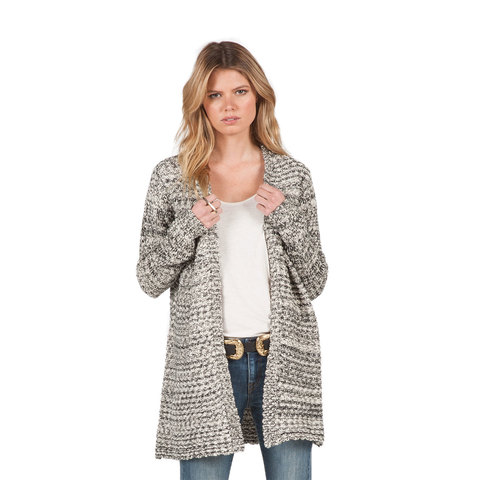 Volcom Rested Heart Cardigan - Women's