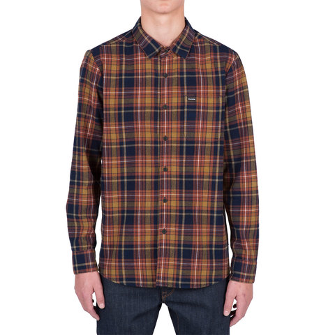 Volcom Shefield Long Sleeve Flannel