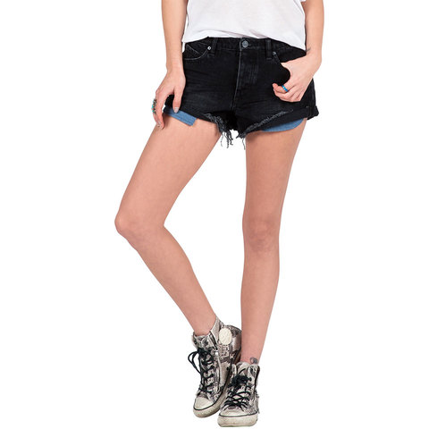 Volcom Stoned Short Rolled Shorts - Women's