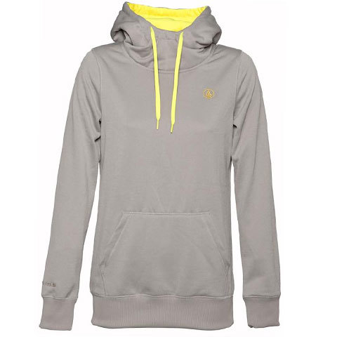 Volcom Survey Hydro Tech Fleece Hoodie - Women's