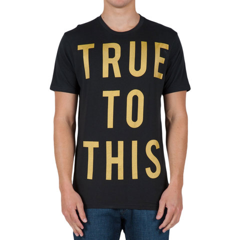 Volcom True To This S/S Tee