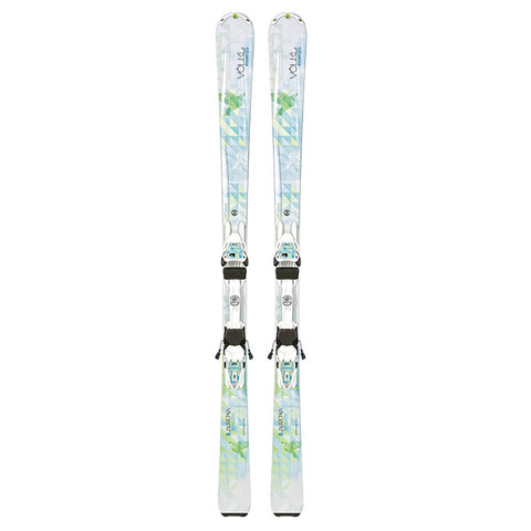 Volkl Aurena Skis with Essenza 4Motion 10.0 Bindings - Women's