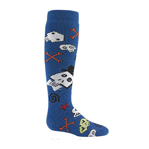 Wigwam Snow Skully Sock