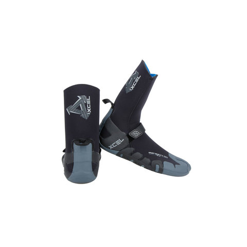 XCEL 5mm Infiniti Split Toe Wetsuit Booties