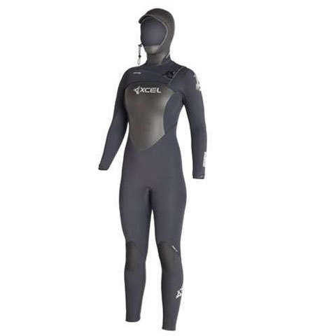 Xcel Drylock 5/4 Hooded Full Wetsuit - Women's