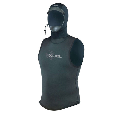 Xcel Polypro Hooded Vest