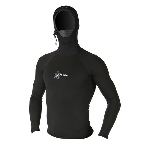Xcel Polypro Hooded L/S Thermal Rashguard