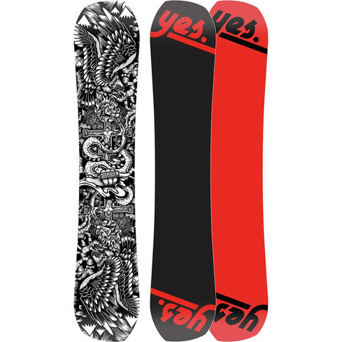 YES The Greats Snowboard 2016