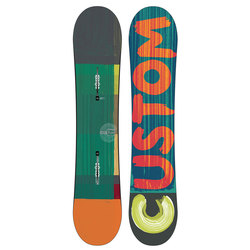 Burton Custom Smalls Snowboard - Kids' 2015