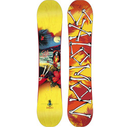 Salomon Sanchez Snowboard 2015