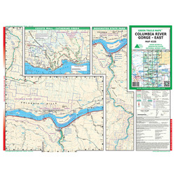 Green Trail Maps Columbia Gorge East