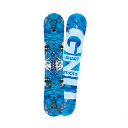 GNU Smart Pickle Mini Snowboard - Kid's 2016