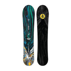 Burton Family Tree Modified Fish Snowboard 2016
