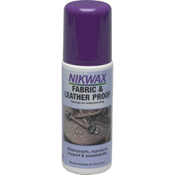Nikwax Fabric & Leather 4.2oz