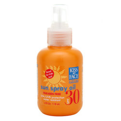 Kiss My Face Sunspray Lotion SPF 30