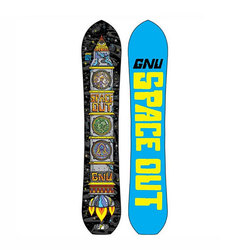 GNU Space Out DC2 BTX Snowboard 2015