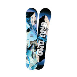GNU Club Collection Metal GNURU EC2 Snowboard 2016