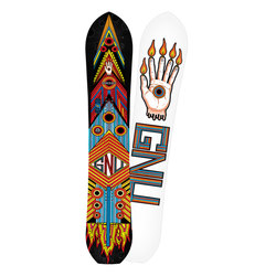 GNU Space Out C2 BTX Snowboard 2016