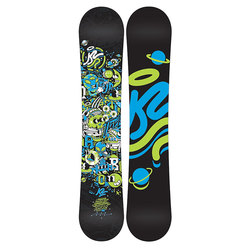 K2 Mini Turbo Snowboard - Kids' 2016